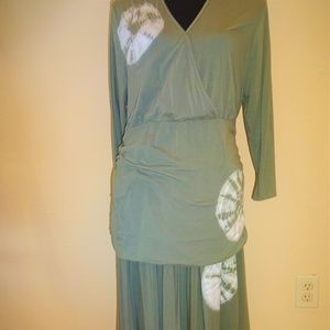 Soft Surroundings Two Piece Outfit Sz 1X
